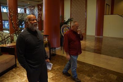 1-13-14 Rotary Meeting With Mira Costa Choir