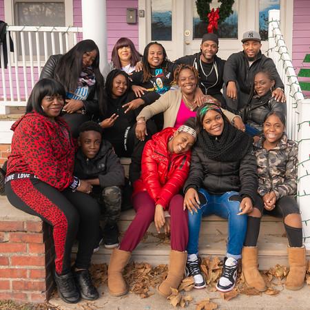 2019 Family Thanksgiving