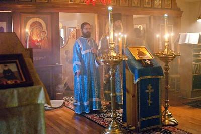 Protection of the Theotokos (2009)