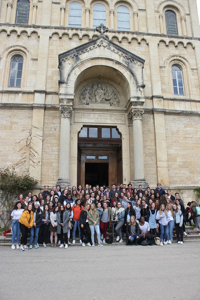 US French Exchange Trip 2019
