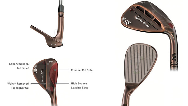 2018 TaylorMade