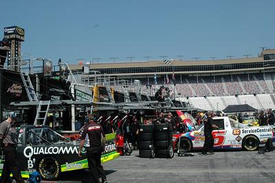 Atlanta Motor Speedway Sept 1 by Joe Dunn