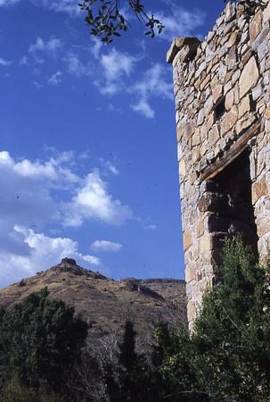 Copper Creek, Arizona - April 2002