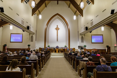 Asbury Unity in Prayer 2020-03-01