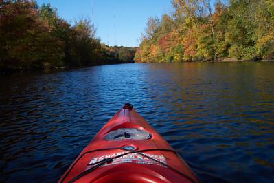 Nahanton Park Kayaking