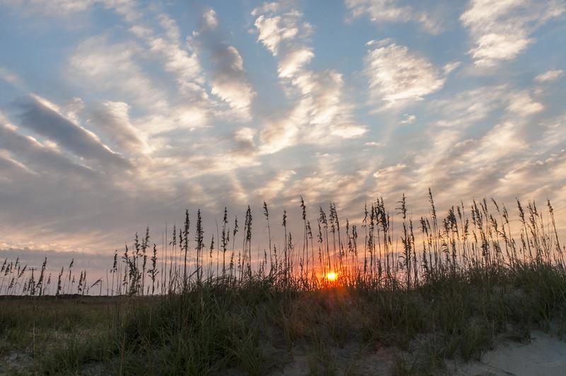 Hatteras Seashore Sunrise.jpg