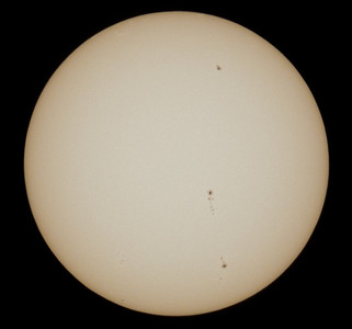 Solar Eclipse - May 20 2012