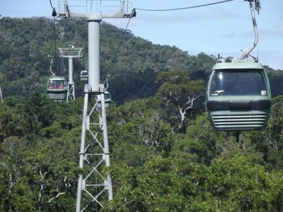 Kuranda Scenic Railway and Skytrain