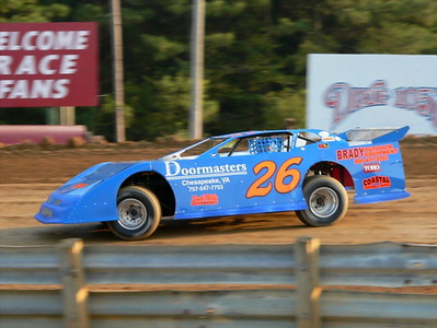 Dixieland Speedway - 8/5/05