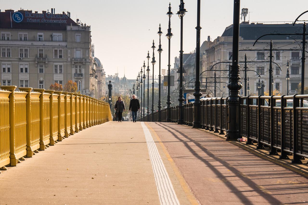 Budapest Bridge, Hungary