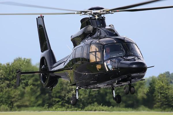 2003 Eurocopter EC-155B, Norfolk, 31Jul20