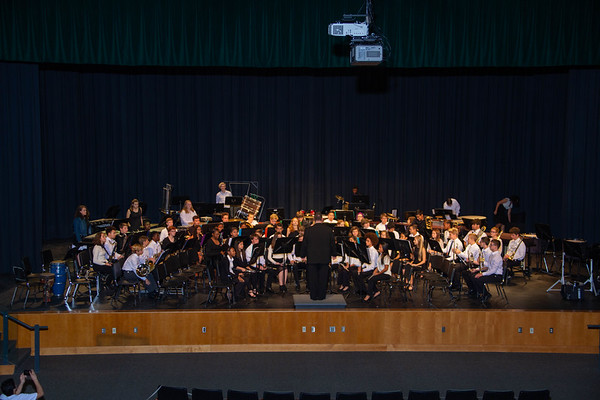 Concert and Symphonic Fall Band Concert