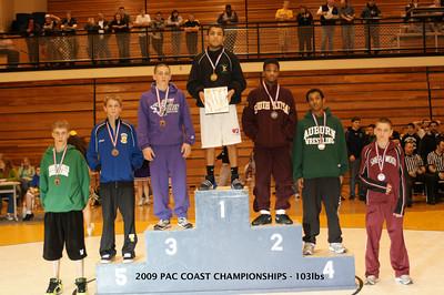 2009 Pac Coast Championships Day 2
