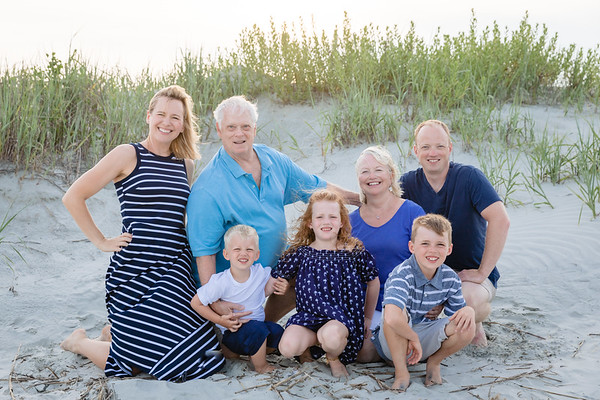 Singleton Family Portraits