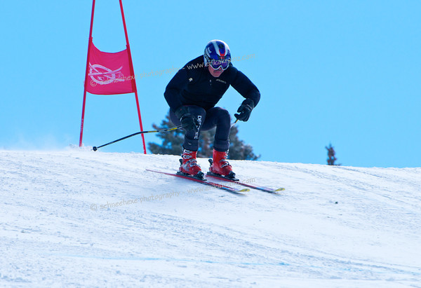 3-8-14 Masters DH at Ski Cooper - Training Run