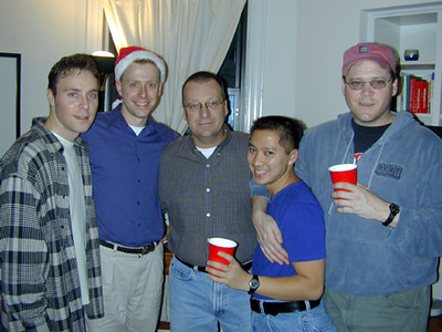 Chad and his friends