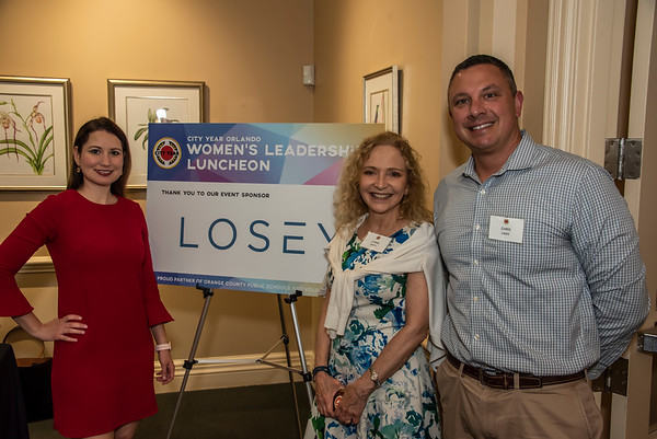 Women's Leadership Luncheon | May 1, 2019 | City Year Orlando