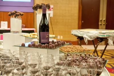 3rd Annual Chocolate For A Cure  @ Hilton  Center City  10-5-13 by Jon Strayhorn