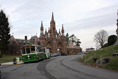 Greenwood Cemetery, NY