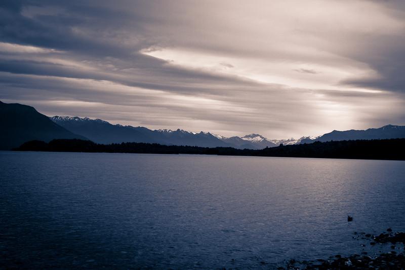 New Zealand - Te Anau