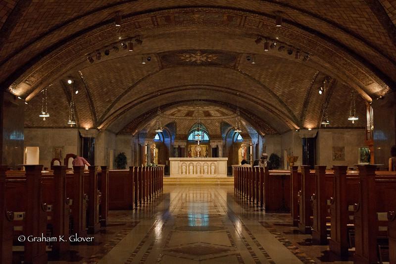 Basilica of the National Shrine, Washington DC July 2012
