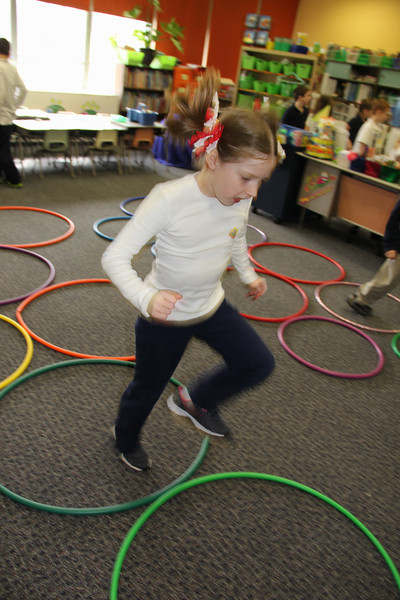 Jump For Hearts, West Penn Elementary School, West Penn (2-28-2013)