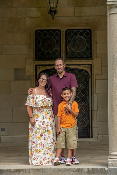 Sofia, Mike and James