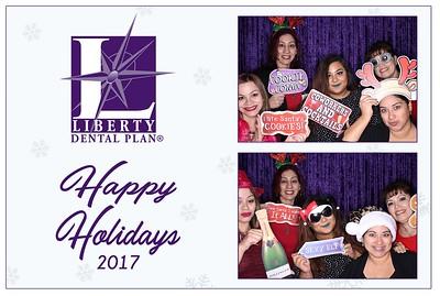 Liberty Dental 2017 Holiday Party