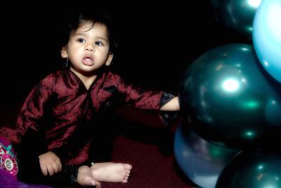 Ashrit's 1st Birthday