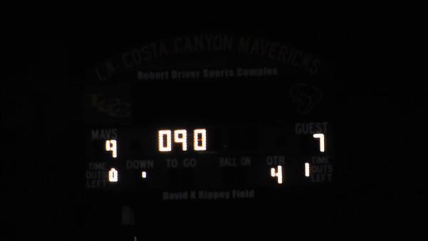 LCC Varsity vs. Torrey Pines 4.07.12