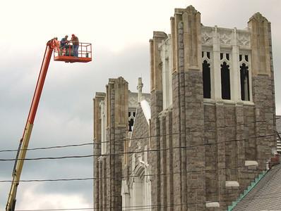 High Work, Zion Evangelical Lutheran Church, Tamaqua (9-28-2011)
