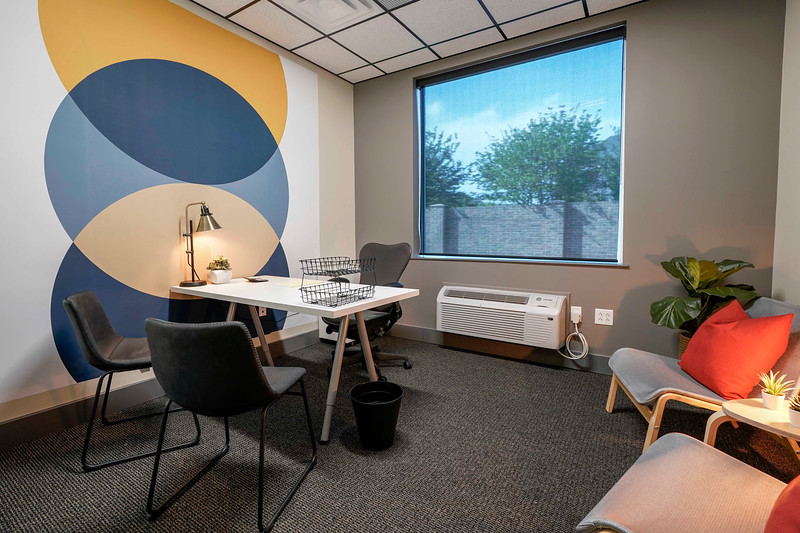 Slaughter Caddo Plano Staged Office