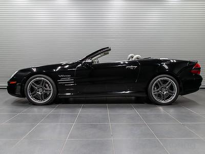 '05 SL65 AMG - Black