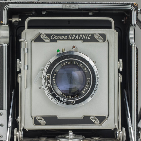 Graflex Pacemaker 34 Crown Graphic