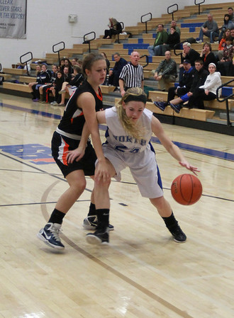 WWS at SCN, girls basketball