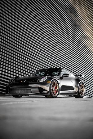 Pfaff 992 GT3 Black