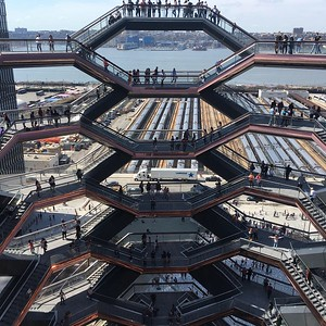 Hudson Yards to Montauk with Shaun, April 13 and 14, 2019