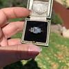 2.50ctw Emerald Cut Diamond 3-stone Ring, GIA E VS1 29