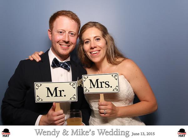 Wendy & Mike's Wedding