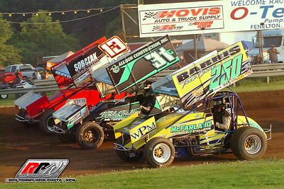 Mercer Raceway - 7/13/19 - Tommy Hein