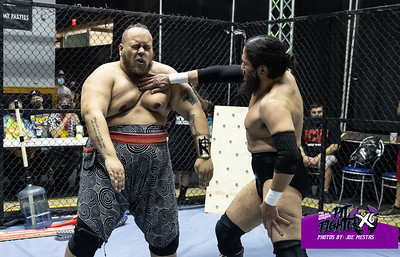 Satu Jinn vs Ruben Steel