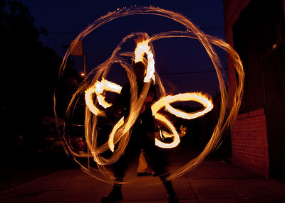 Fire Artists of the Department of Spontaneous Combustion