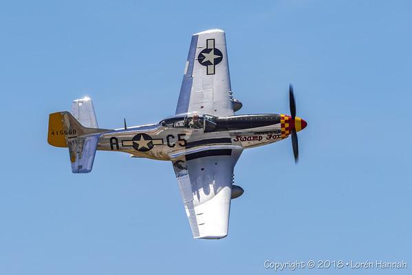 5/5/18 POF Saturday Airshow - Sony a7rm3 - Chino, CA