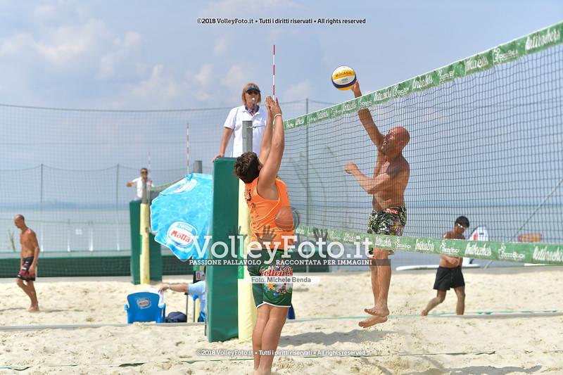 """5ª Edizione Memorial """"Claudio Giri"""" presso Zocco Beach San Feliciano PG IT, 25 agosto 2018 - Foto di Michele Benda per VolleyFoto [Riferimento file: 2018-08-25/ND5_9080]"""