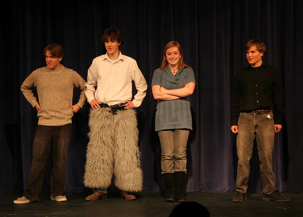Galena HS Plotless the Musical