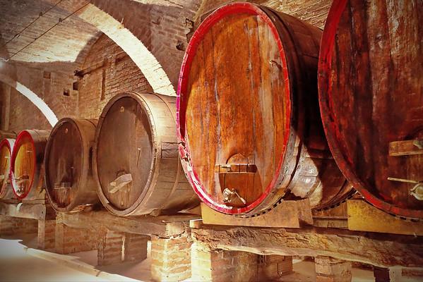 Cave de l'Abbaye Monte di Oliveto Maggiore