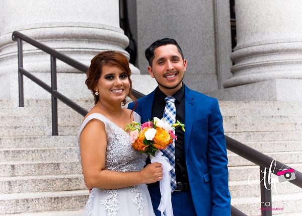 Alex and Angelica's Wedding