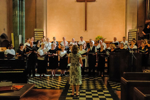 Music Mission Italy - Chiesa Valdese, Florence, June 26