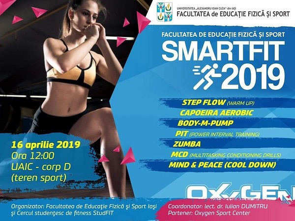 Smartfit 2019 powered by Oxygen