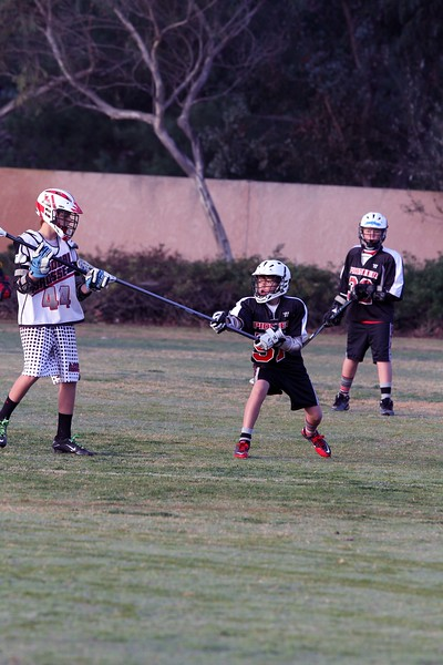 Pioneer Lacrosse 01.07.12